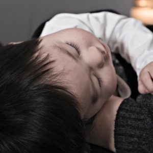 training Introduction to Attachment Theory - child in arms